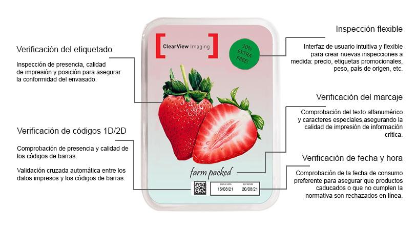 Strawberry pack - ES