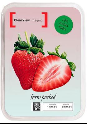 Strawberry pack